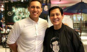 Tirso Cruz III's son Bodie Cruz is now a pastor