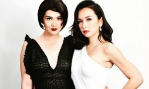 "Beauty Gonzales reveals she and Dimples Romana stay in different tents: ""We wanted it that way"""