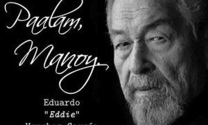 Mundo ng showbiz nagluluksa sa pagpanaw ni Eddie Garcia