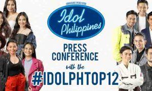 "Meet the Top 12 finalists of ""Idol Philippines"""