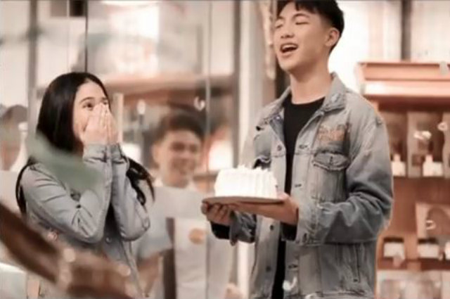WATCH: Jayda Avanzado gets a surprise birthday party from Darren Espanto and friends