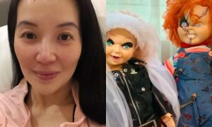 Kris Aquino shares health update, posts photos of scary dolls