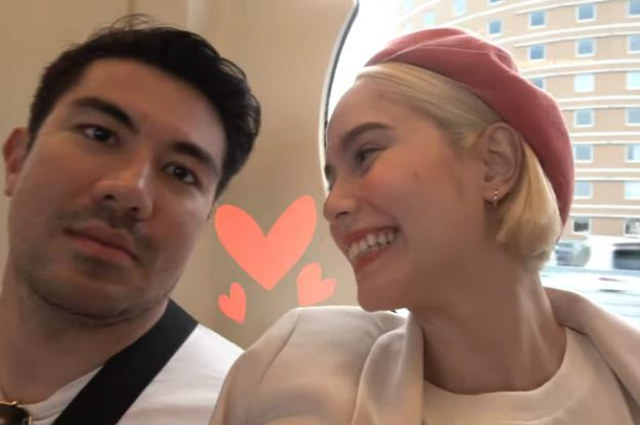WATCH: Jessy Mendiola shares first Disneyland trip with Luis Manzano
