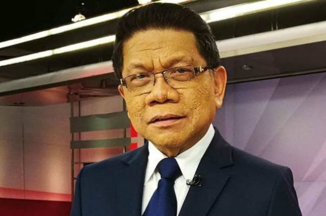 Mike Enriquez reacts to ABS-CBN franchise issue