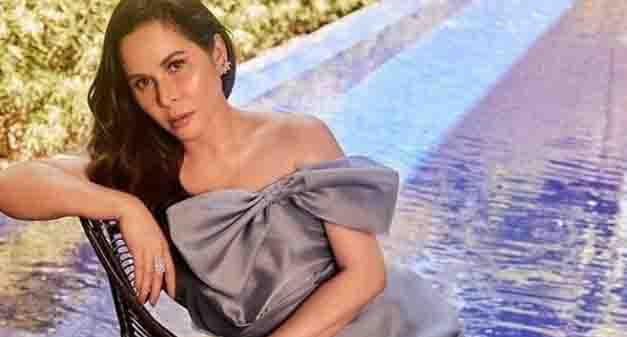 Jinkee Pacquiao front cover sa isang fashion and lifestyle magazine