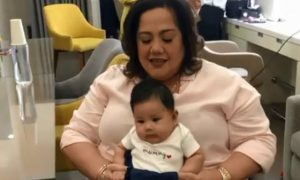 WATCH: Rochelle Pangilinan and baby Shiloh visit 'Eat Bulaga' Dabarkads