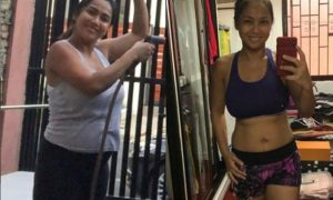 "Rochelle Pangilinan shares before and after photos 3 months after giving birth: ""Maibabalik ko din ang dating weight"""