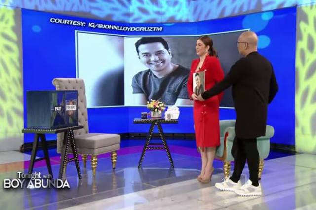 WATCH: Shaina Magdayao puts John Lloyd Cruz in her 'past'