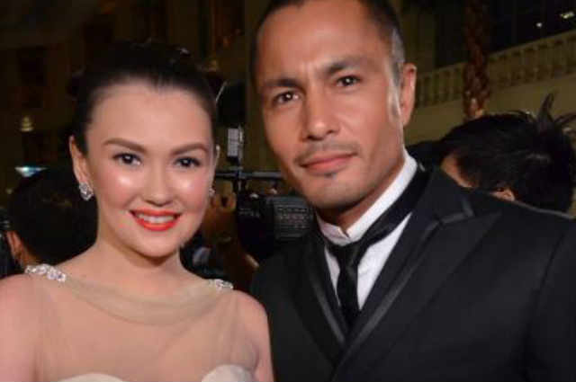 Derek Ramsay hopes to be friends with ex-girlfriend Angelica Panganiban