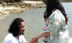 LOOK: Baron Geisler proposes to girlfriend Jamie Evangelista
