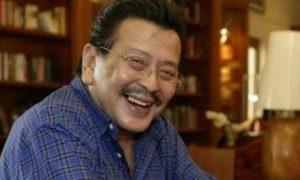 """Erap Estrada on clearing out Manila vendors: """"Hindi ko kayang gawin iyon hanggang walang kapalit na hanapbuhay"""""""