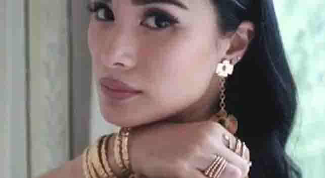 Heart Evangelista to release own jewelry collection in France