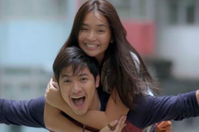 "WATCH: Kathryn Bernardo and Alden Richards' chemistry in ""Hello, Love, Goodbye"" trailer leaves fans gushing"
