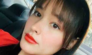 INSTA PIC:  Liza Soberano shares new hairstyle with bangs