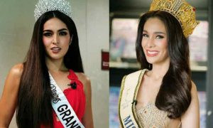 Bb. Pilipinas Grand International Samantha Lo hits back at Miss Grand Thailand