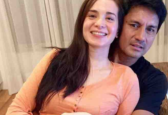 Lucy Torres and Richard Gomez:  A Picture of Perfect Love