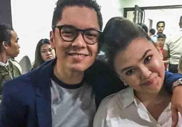 Angelica Panganiban and Carlo Aquino celebrate Valentines together?