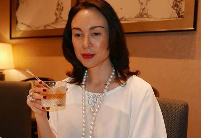 How is Gretchen Barretto to her 'kasambahays'?