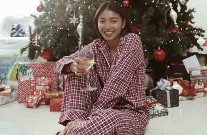 Year-End message ni Nadine Lustre