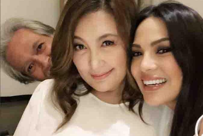 Sharon Cuneta reacts to daughter KC Concepcion sexy photo