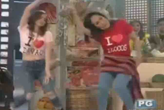WATCH:  Marian Rivera 'Budots' dance goes viral