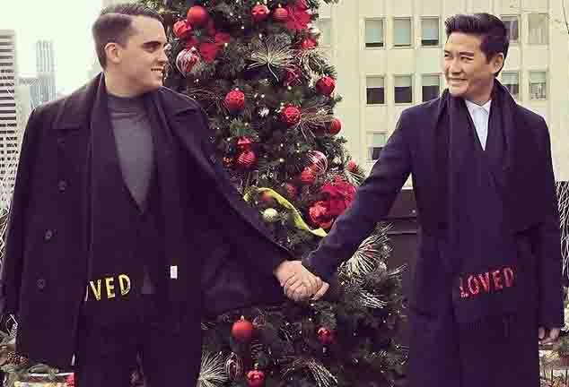 Tim Yap marries boyfriend Javi Martinez Pardo