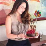 Netizens think Cristalle Belo is pregnant