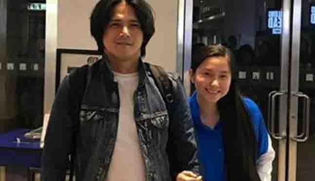 Robin Padilla buys breakfast in Hongkong for wife Mariel Padilla