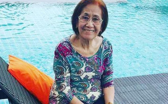 Mely 'Miss Tapia' Tagasa passes away at 82