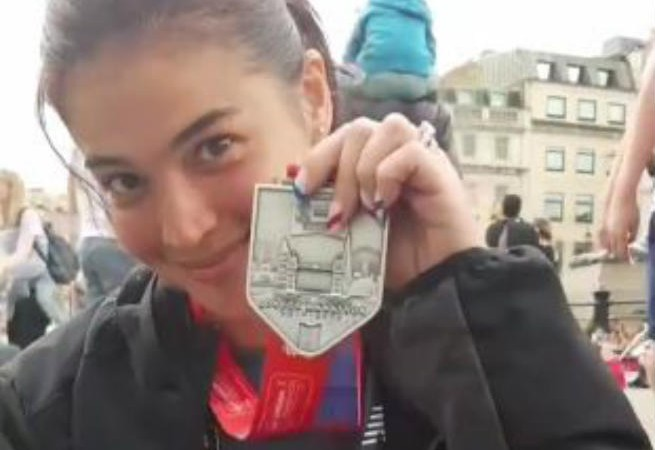 Anne Curtis shares why she almost gave up halfway through London Marathon