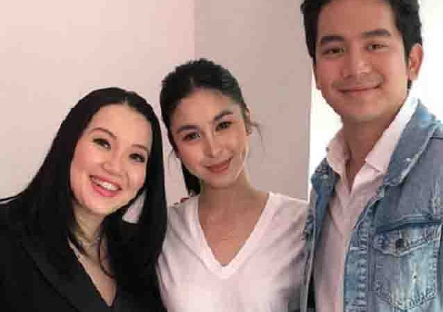 Netizens have the most epic reactions on Kris Aquino's movie project with JoshLia