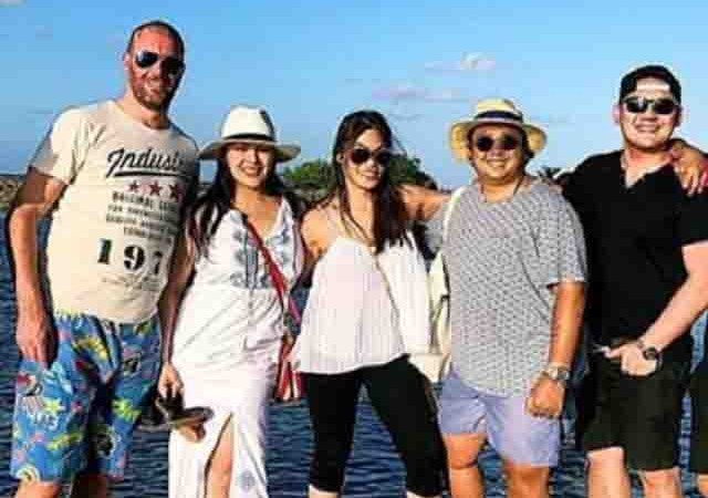 Is KC Concepcion back with her French ex-boyfriend?
