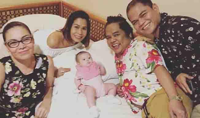 Basher pities Baby Malia for having Pooh, Chokoleit and K. Brosas as godparents