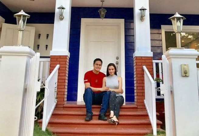Yasmien Kurdi shows sneak peek of her new house