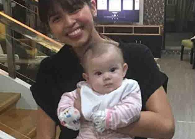 WATCH:  Maine Mendoza visits Baby Malia