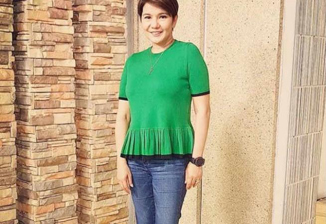 """Amy Perez on being tagged to mocking issue involving Sarah Geronimo: """" Wag din tayo mang damay ng ibang tao"""""""
