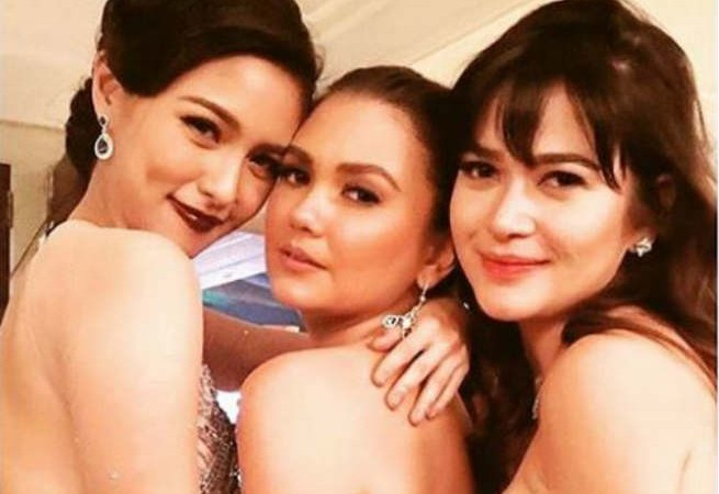 """Angelica Panganiban's wish for Bela Padilla on her birthday are all """"masarap"""""""