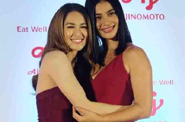 Netizens compare the beauty of Anne Curtis and Marian Rivera