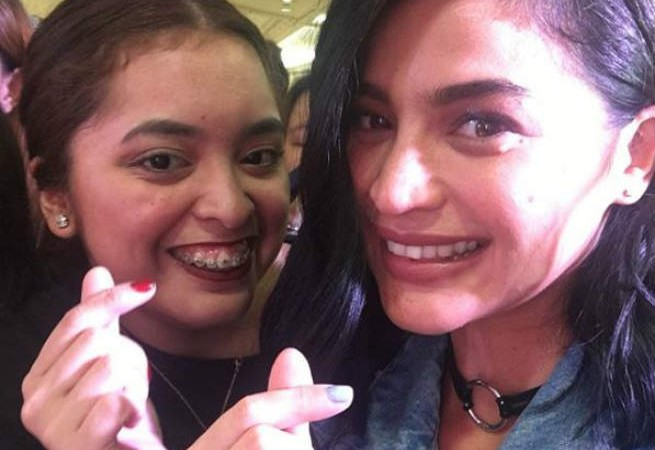 Anne Curtis' avid fan turned scholar graduates from college
