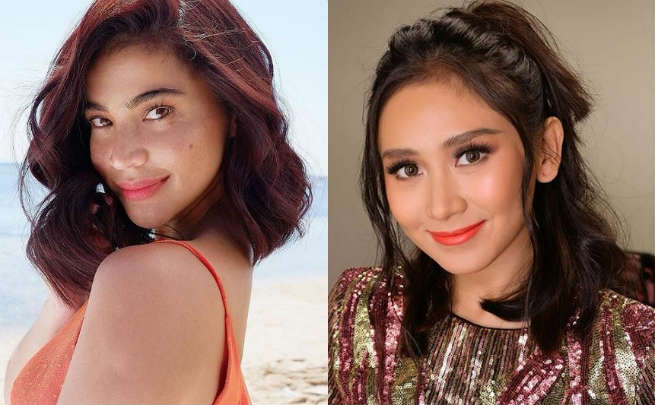 Are Anne Curtis and Sarah Geronimo starring in an upcoming movie together?