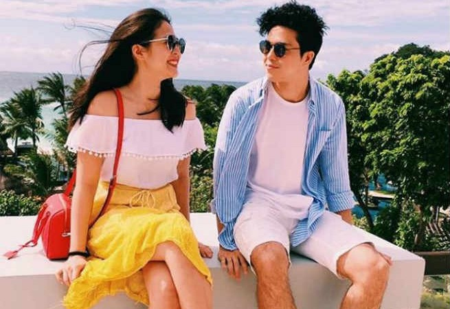 "Elmo Magalona posts sweet message for Janella Salvador: ""Tonight, on the big screen, you'll capture all."""