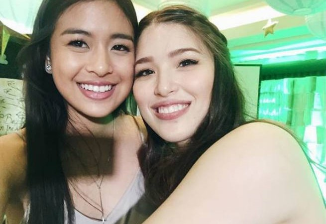 Kylie Padilla reunites with 'Encantadia' co-star Gabbi Garcia on her first TV comeback after giving birth to baby Alas