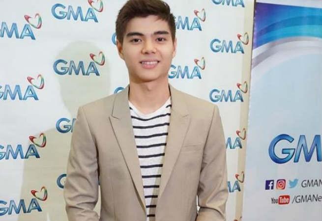 Paul Salas signs contract with GMA Artist Center amid Barbie Imperial and JM De Guzman's team up