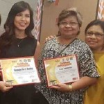 Maine Mendoza receives 'Certificate of Appreciation' from DepEd