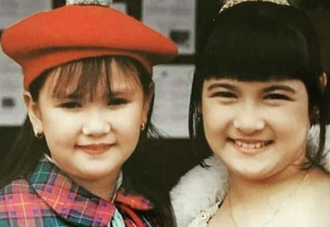 Angelica Panganiban shares 'Sarah Ang Munting Prisesa' throwback photo with Camille Prats