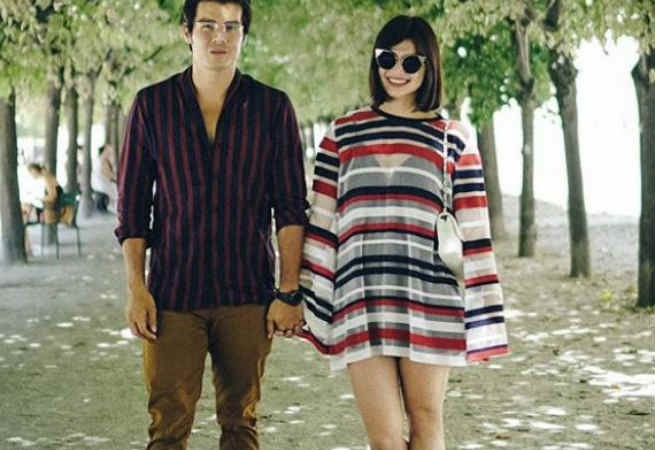 Anne Curtis proves she is a better shooter than Erwan Heussaff