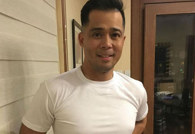 Dingdong Avanzado victimized by thieves in the US