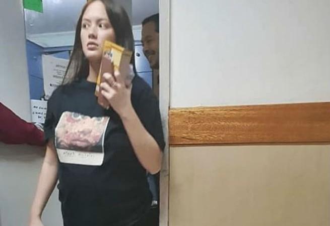Ellen Adarna and John Lloyd Cruz spotted in a Chinese hospital in Cebu