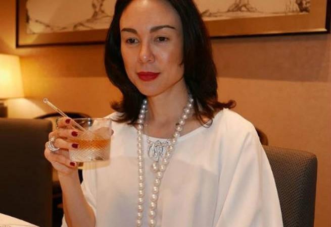WATCH:  What's inside Gretchen Barretto's drink chiller?