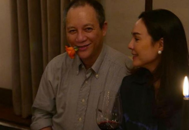 "Gretchen Barretto admits being Tonyboy Cojuanco's mistress: ""I never denied it"""